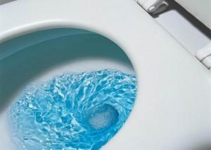 Slip for tilstoppede toiletter med kloakservice