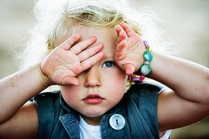 Sådan får du taget det bedste portrætbillede af dine børn
